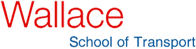 Logo: Wallace School of Transport