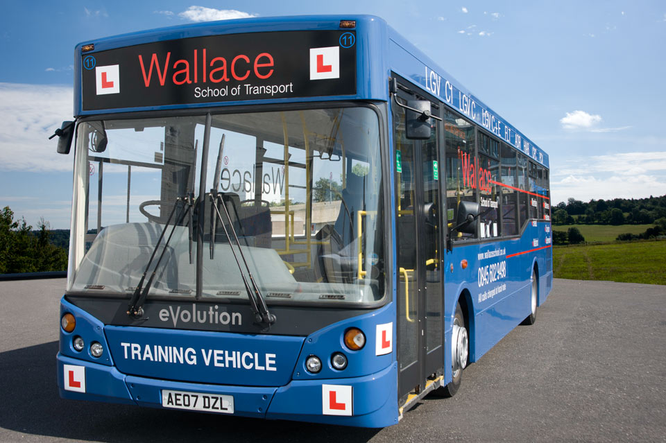 Wallace Bus Driving Licence Courses