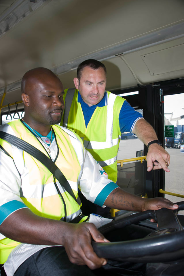 Wallace PCV Driver Training