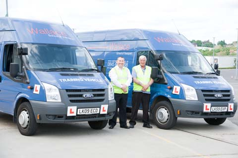 Wallace LGV C1 and D1 Training
