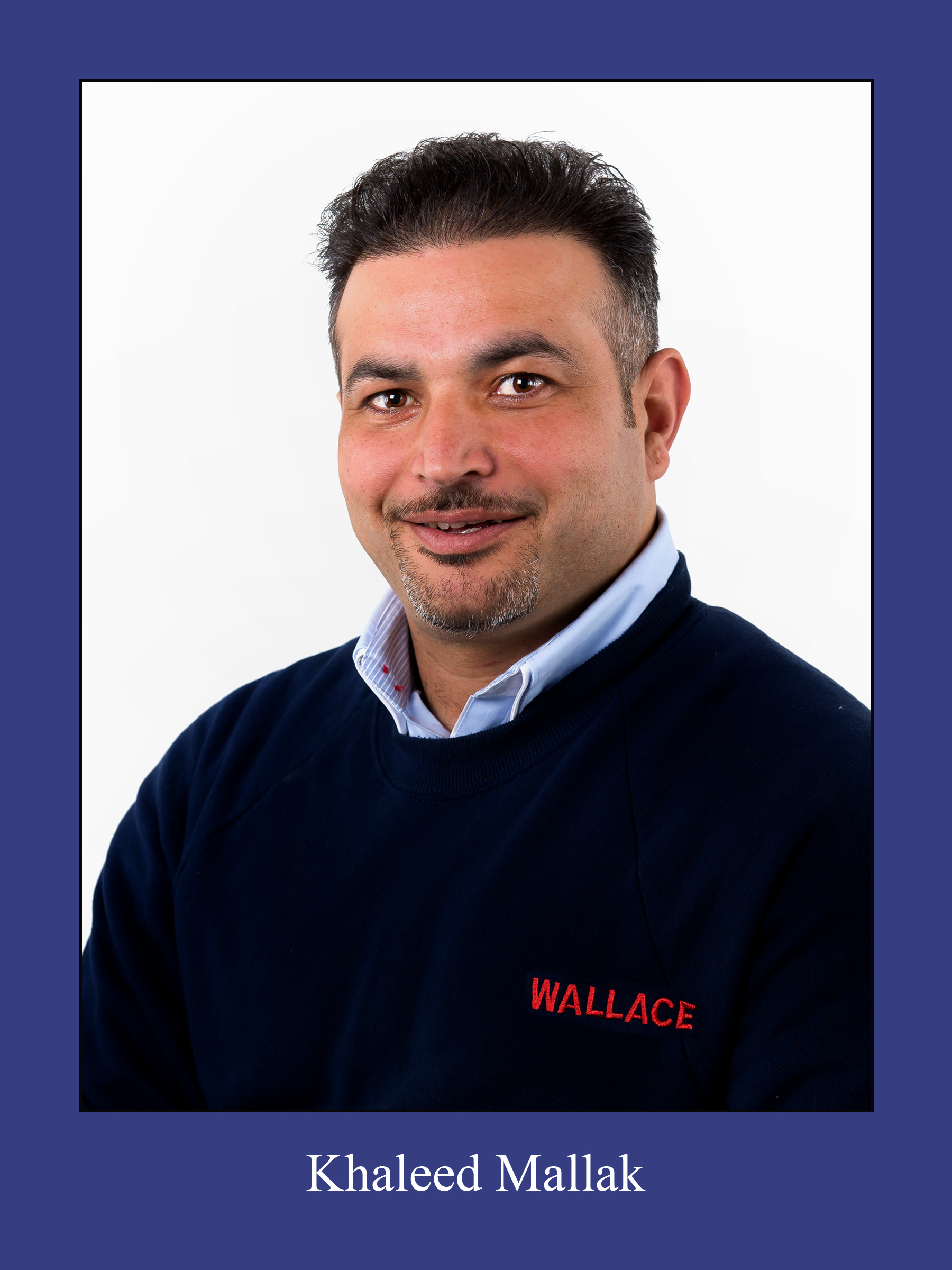 Khaleed Mallack - Wallace School of Transport Instructor