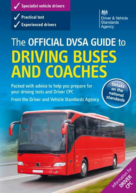 Driving Buses and Coaches Book from Wallace