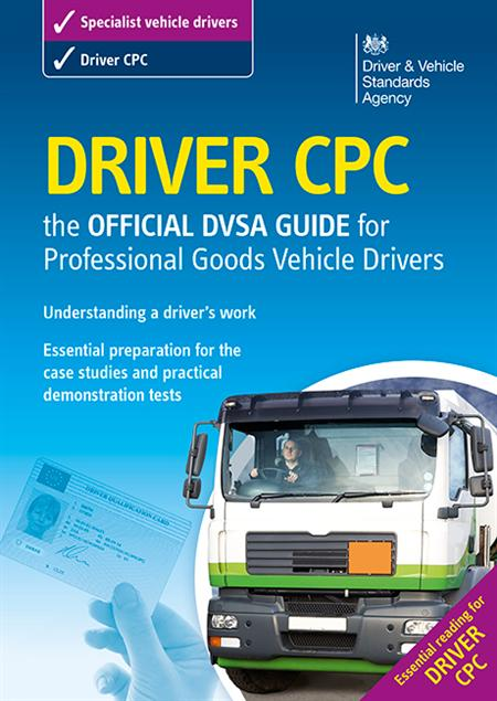 Initial Driver CPC - Case Study Theory Test