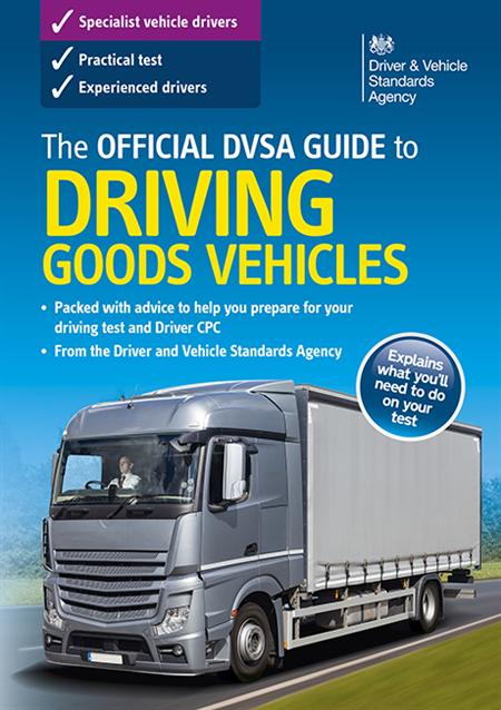 Driving Goods Vehicle Book from Wallace