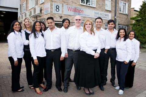 Wallace Office Team Ready to Help You
