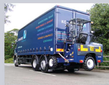 Truck Mounted Forklift - Moffett Mounty Training