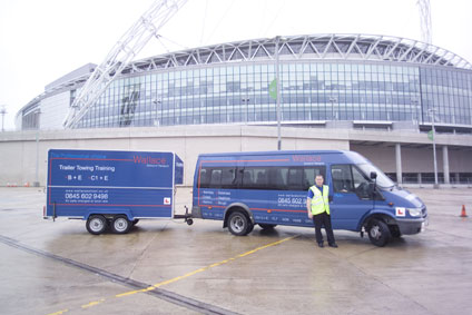 Wallace Minibus and Trailer Training D1+E