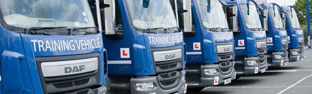 HGV/LGV Training 24+ Loan