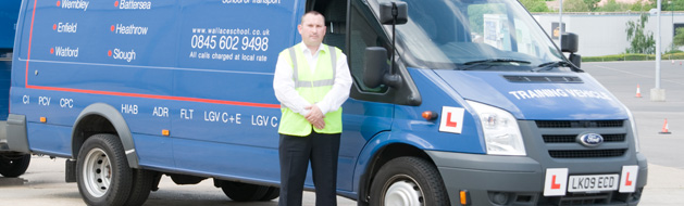 HGV/LGV Training Locations