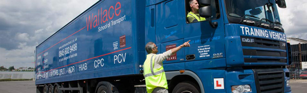 How to become a HGV / LGV Driver