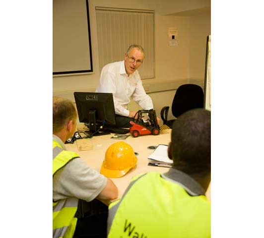 Forklift Driver Training - Heath & Safety Knowledge